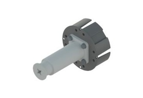 Non Motor End Casting used with Old PCS Extruded Tube