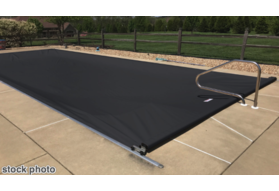 Overstock Fabric for 17'x45' Top Track
