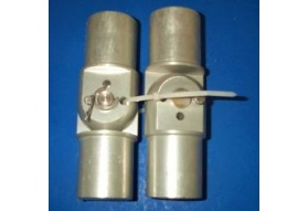 Ladder Hinge Tube To Tube (Set of 2)