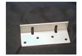 Horizontal Bracket (2 Pulley)