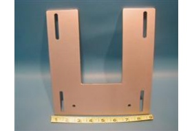 308 Non-Motor End Bracket - U Shape