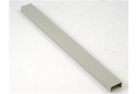 Flat Hinge Lid End Trim Cover - Each