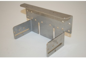 Motor End Upper Mechanism Water Side Bracket
