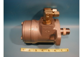 Hydraulic Danfoss Motor 8 cu/in @ 30 rpm