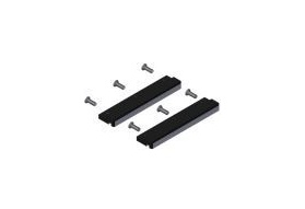 Under-Track Snap-In Slider Kit - 4