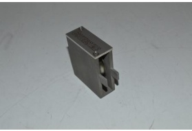 Vertical Flush Track End Cap Pulley Assembly