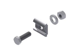 T-Slot 5 Piece Bolt Kit