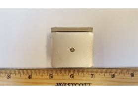 Recessed Vertical Pulley End Assembly - Each