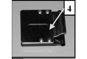 UG Slider with Stop Plate & Screws