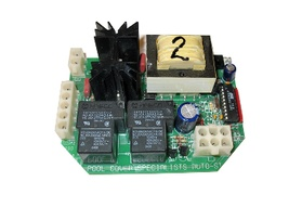 PCS Hydraulic Control Board