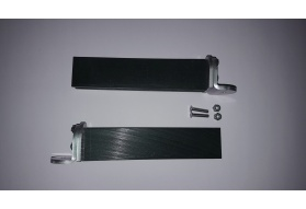 "Fort Wayne 2"" Leading Edge Bar Insert Assembly (Set of 2)"
