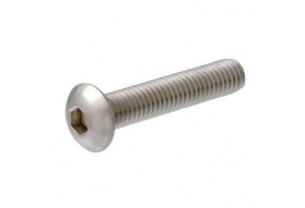 Socket Button Head Cap Screw (1/4-20 x 1