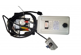 Hydraulic Power Pack - Key Switch