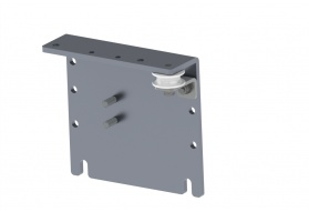 Non-Motor End Pulley Bracket Assembly - Right