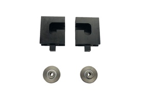 Under-Track Pulley (Set of 2)