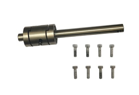 Drive Shaft Assembly Under-Track - Left