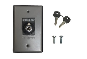 Low Voltage Key Switch Assembly with Keys