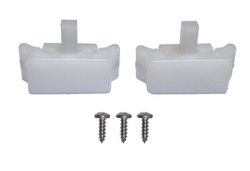 Horziontal Flush Track Guide Feed Kit (Set of 2)
