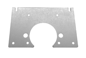 3 or 6 Wire Motor Mounting Face Plate Bracket - CS3000