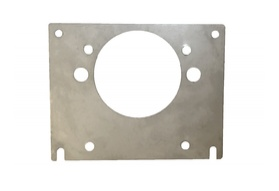 3 Wire Motor Mounting Face Plate Bracket - Eclipse