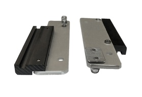 Under-Track Slider Assembly with Paddle (Set of 2)