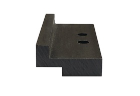 Stop Block/Slider for Top-Track Wheel Assembly