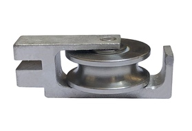 Pulley Assembly for Large Channel