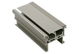 Flush Track & Housing (Metal) With Shim - 22'