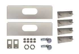 Flush Lid Lock Assembly Kit